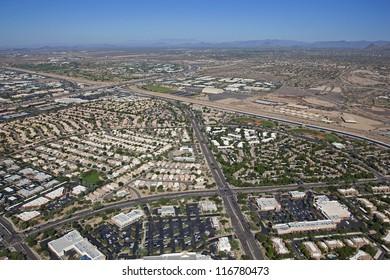 Lifestyle of North Scottsdale, Arizona under sunny skies