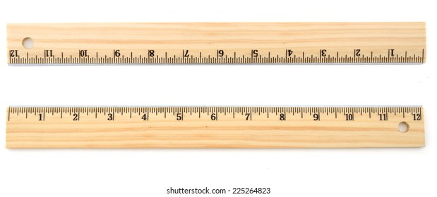 An lifetime 12 inch ruler