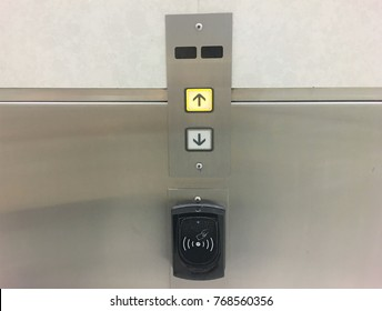 Lift Elevator access control system