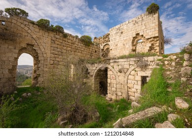 Lifta Ruins on the outskirts of Jerusalem