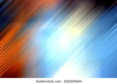 Light abstract background in motion, strokes in stripes
