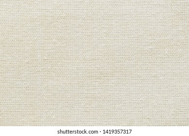 Light beige canvas texture or background