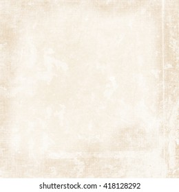 light beige old paper texture background