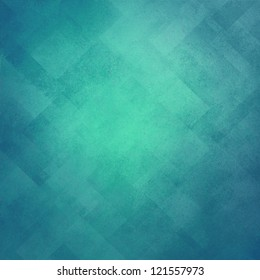 light blue background, abstract design, retro grunge background texture Easter layout of diamond element pattern and bright center, sky blue or baby blue teal color, background template design website