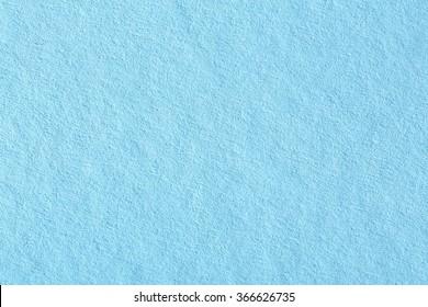 Light blue color. Paper texture.