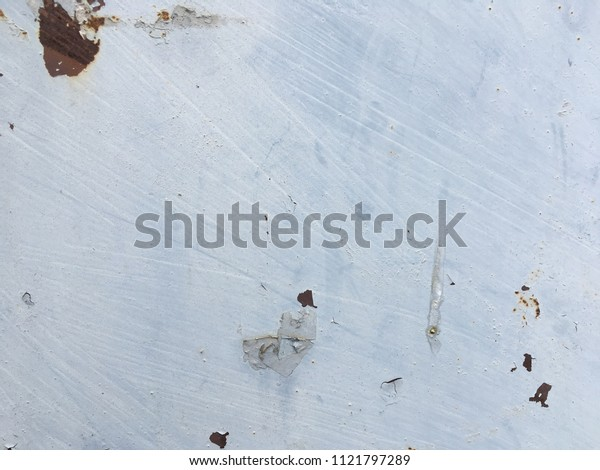 Light blue metal surface texture for background abstract