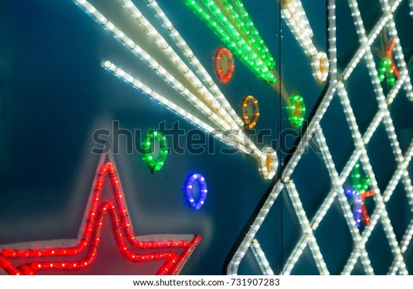 light blurred background