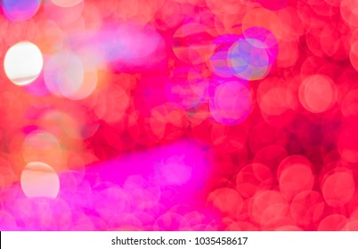 light bokeh abstract blur background