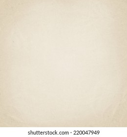 Light brown clean paper texture with space for text