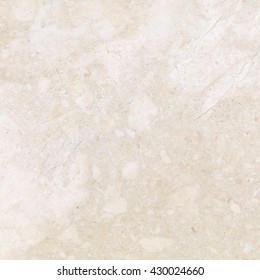 Light brown marble texture. Breccia marble with crystals
