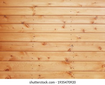 Light brown plank wood and has a natural pattern, wood wall texture background.