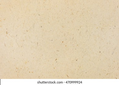 light brown rice mulberry flower rough paper petal and seed texture / recycle paper / craft or hand made paper / natural and eco friendly material