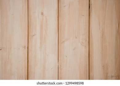 Light brown wood planks background. Light background or texture for your design.