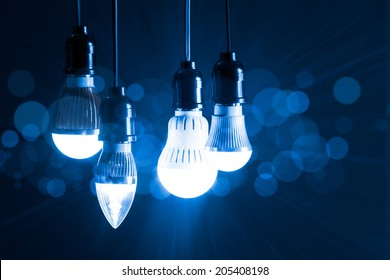 light bulb new generation