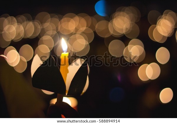 light the candle wallpaper ,candlebackground