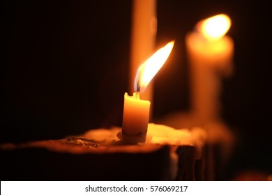 Light the candles