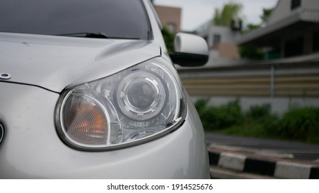 Light car nissan march or micra
