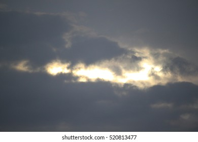 Light in the Cloudy Sky