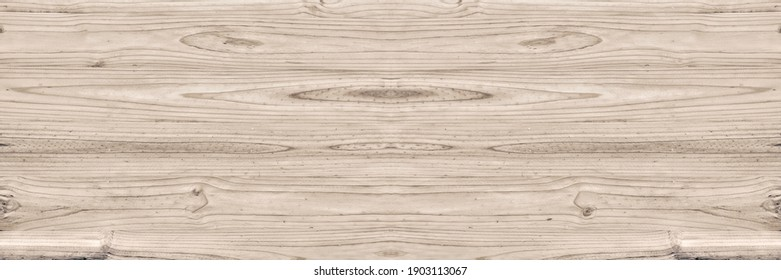 Light color wood wall for seamless wood background and texture.