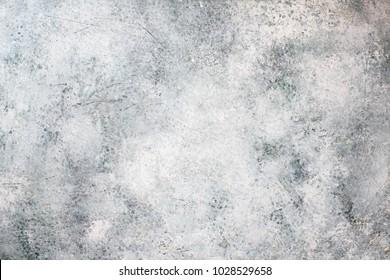 Light concrete texture surface. Stone gray concrete beton food surfaces background