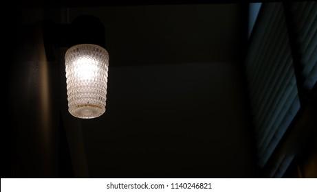Light in darkroom