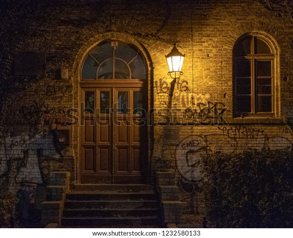The light and the door