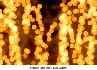 Light of Dreams Inspired, bokeh Abstract