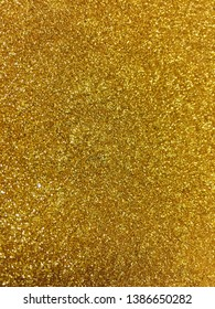 light gold glitter texture Christmas abstract background