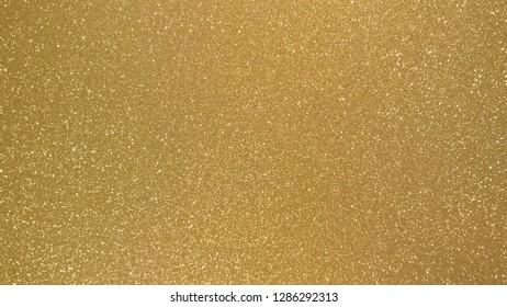 Light gold glittering surface, frame full