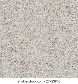 Light Gray Cement Gravel Seamless Composable Pattern - this image can be composed like tiles endlessly without visible lines between parts