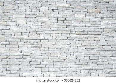 light gray masonry, background