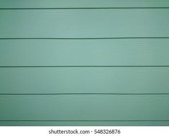 Light green background wooden wall