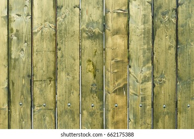 Light green old painted wall