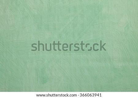 Light Green Textured Background Acrylic Paint Stock Photo