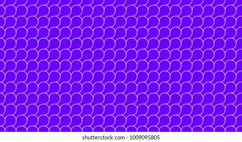 light grey and dark violet squama or microbial mat seamless geometric pattern
