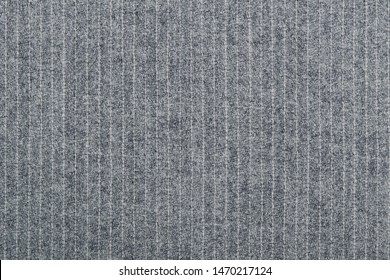Light grey woolen fabric with pinstripes or chalk stripes background