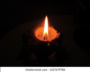Light of Havdalah Candle-Multi-wick wax candle fire