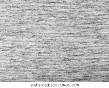 Light heather gray polyester activewear knitted fabric texture swatch