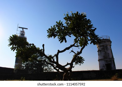 Light house & Daman fort