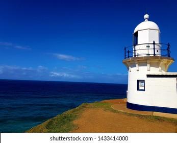 Light house. Port Macquarie, NSW, Australia
