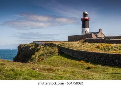 Light house in Rathlin Island, Northern Ireland