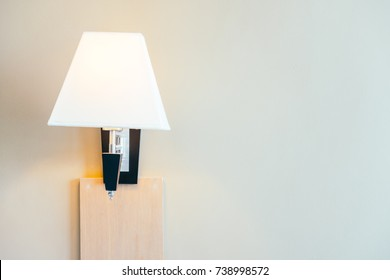 light lamp decoration interior of room