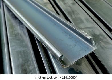 Light Lip Channel Steel