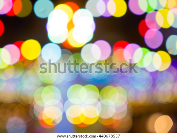 light night background