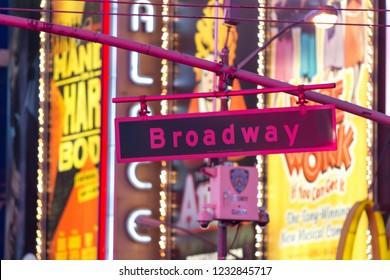 Light on Broadway
