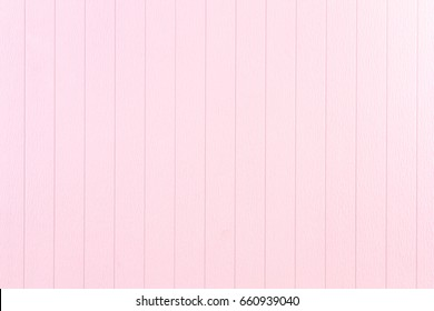Light pink pastel wood wall as background texture