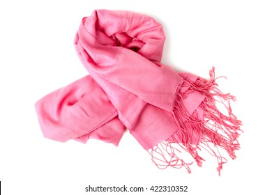 545d51465 Pink Scarf Images, Stock Photos & Vectors | Shutterstock