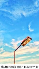 The Light Post.