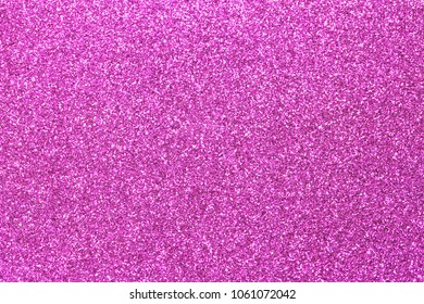 Light purple glitter background in reflective and shimmering material ideal as a very bright backdrop