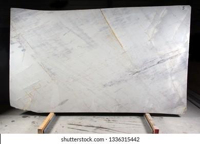 Light quartzite natural stone, called quartzite Bianco Appuano